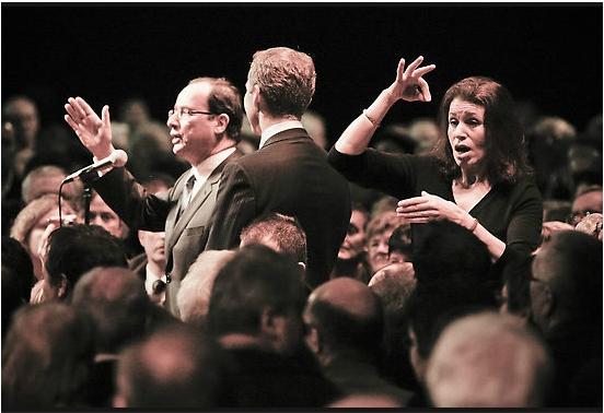 Présentation du métier d'interprète en langue des signes (1/2)