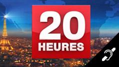 France 2 : le journal de 20h interprété en LSF
