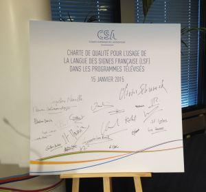 Charte CSA1