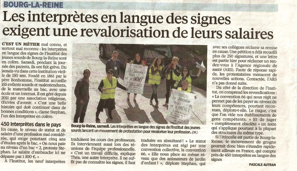 Article du Parisien2