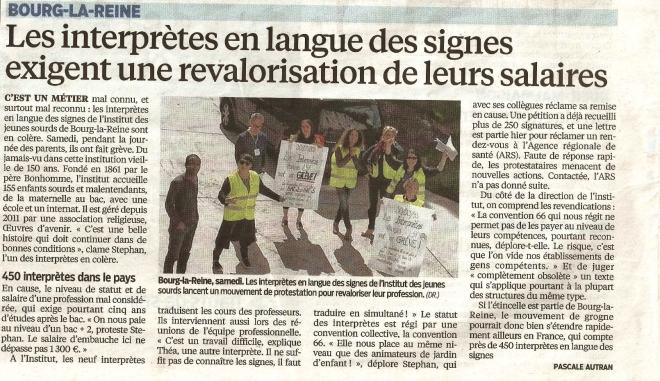 Article du Parisien2