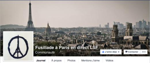 """Résultat de recherche d'images pour """"fusillades paris direct lsf facebook"""""""