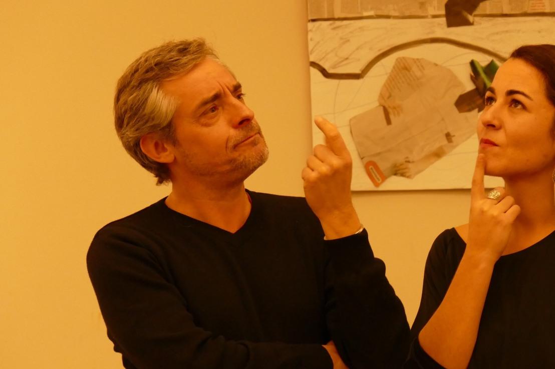 Rencontre avec Stéphan Barrère, interprète français – langue des signesfrançaise